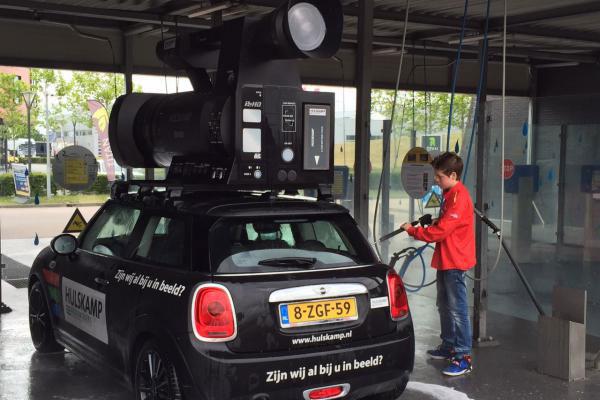 Nationale Autowasdag Auto Wassen Hulskamp BCDW