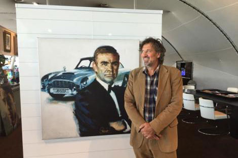Peter Donkersloot Kunstveiling Louwman BCDW