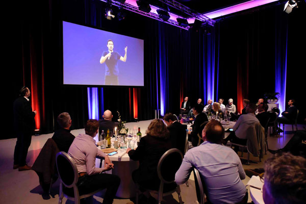 Social Dinner Februari 2016-Businessclub De Wetering-Haarrijn