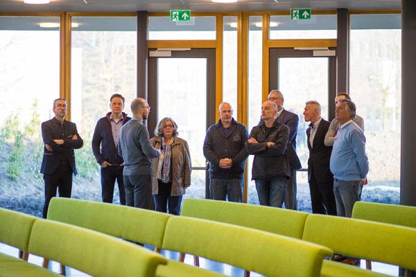Businessclub De Wetering Haarrijn Opening Domstede