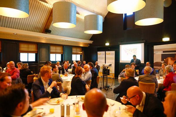 Businessclub De Wetering Haarrijn Ontbijt KGM 07-04-2016
