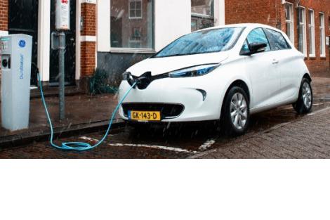 Renault Zoe Modellen Smart Solar Charging