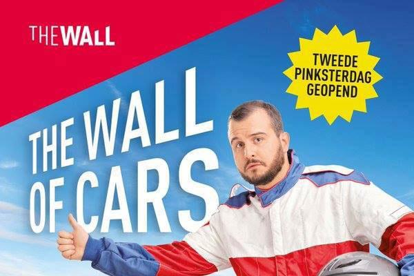 The Wall of Cars Utrecht