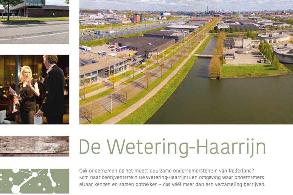 Brochure Businessclub De Wetering Haarrijn 01 06 2016