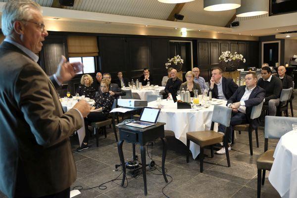 Algemene Ledenvergadering Businessclub De Wetering-Haarrrijn 5 oktober 2017