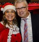 De Utrechtse Kerstborrel Restaurant Zuiver 7 december 2017