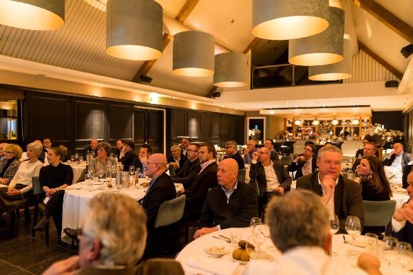 Socialdinner Businessclub De Wetering Haarrijn 2018