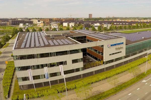 Warmtebouw Duurzaam Pand Zonnepanelen Compleet