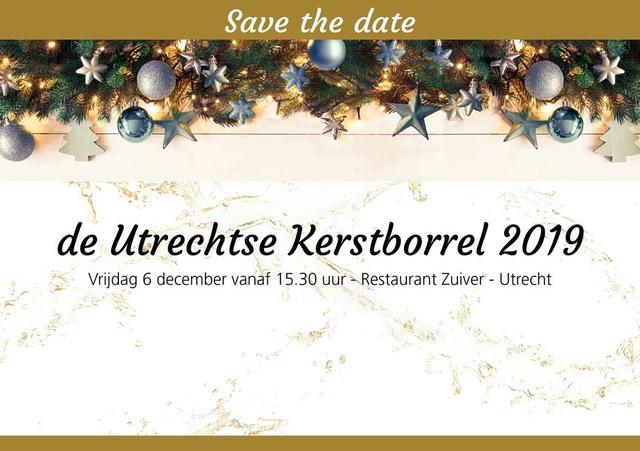 BCDW Utrechtse Kerstborrel 2019