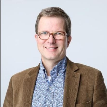 Marius Schoppink van Sweco Nederland