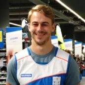 Pim ten Broeke Decathlon Utrecht The Wall
