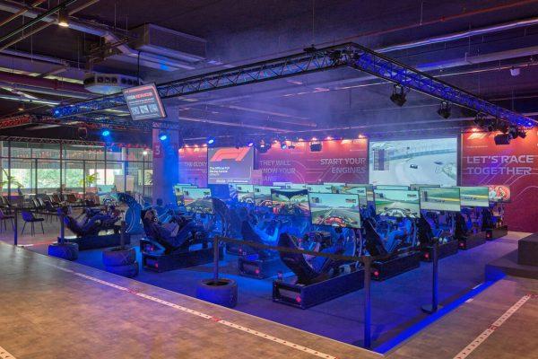 BCDW F1 Racing Experience Utrecht